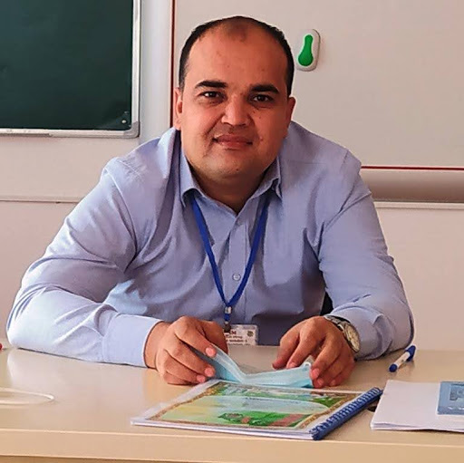 Agarovshen Halmyradov