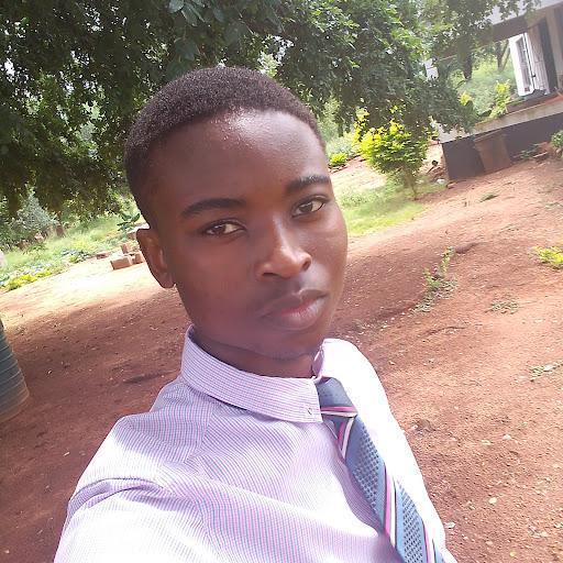 Poet Khayelihle Bongiswa Gamedze
