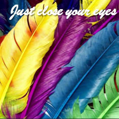 just close your eyes picture