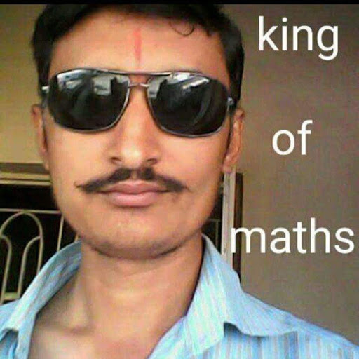 King of maths sir