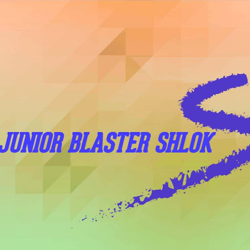 Junior Blaster SHLOK