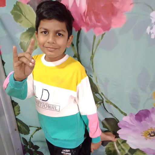 happy boy shashank