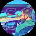 Bearded Chauffeur