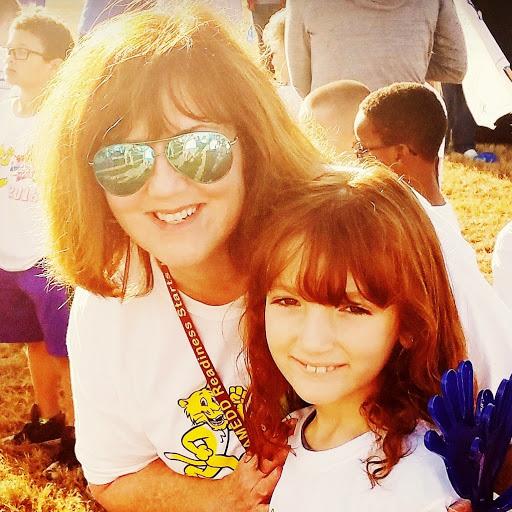 Lisa and Leah Brown