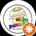 aloha. pancake
