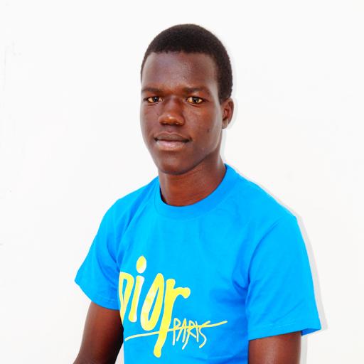 Poet Okidi Gabriel Ronald