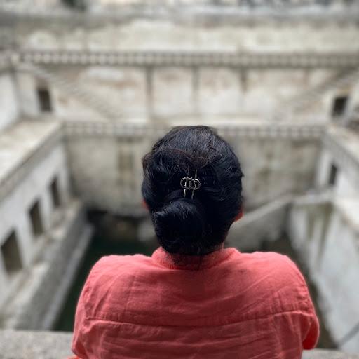Poet Pravallika Pandu
