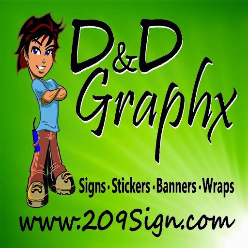 D & D Graphx Dave Davison