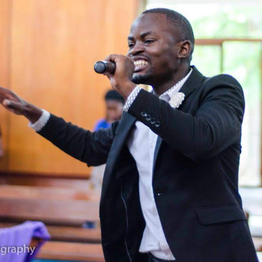 Poet Tatenda Gonorashe