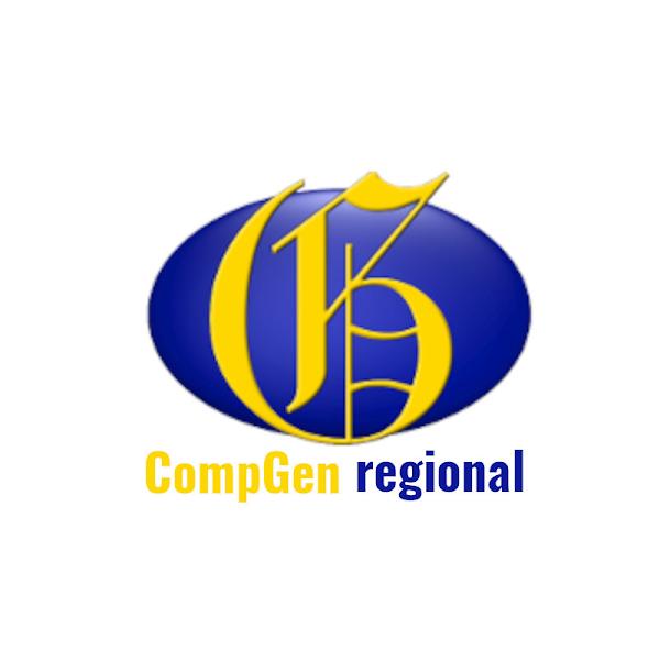 Das Logo von CompGen regional
