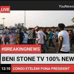 Beni stone gospel TV