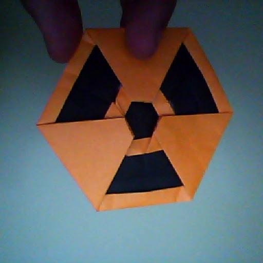 Kyle Horton Origami