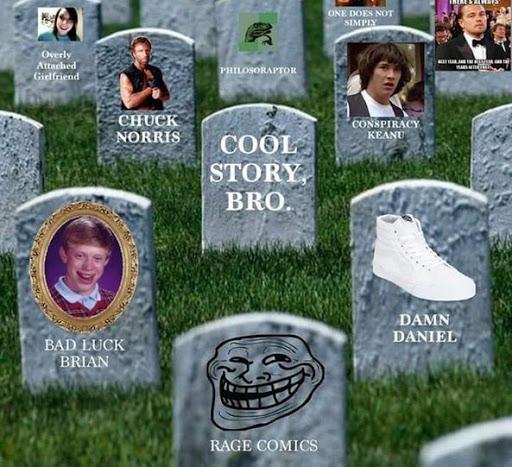 Meme Graveyard