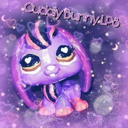 Cuddly Bunny LPS