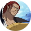 Shanks il Rosso