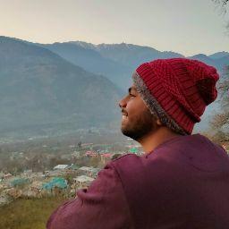 Siddharth Sharma's avatar