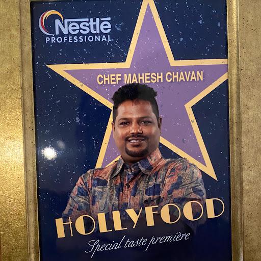 Chef mahesh Chavan
