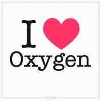 I love Oxygen