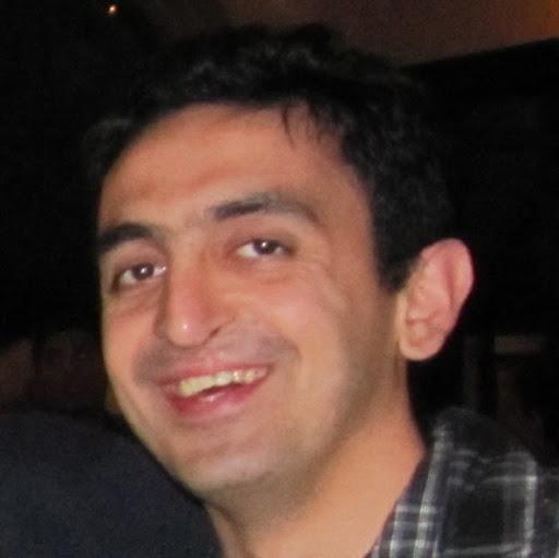 Afshin Rezaei