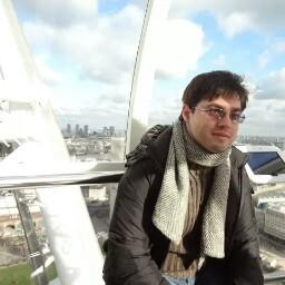 Lucas Gomes Pedroni's avatar