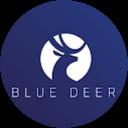 Hộp đựng giày nhựa cứng - Blue Deer