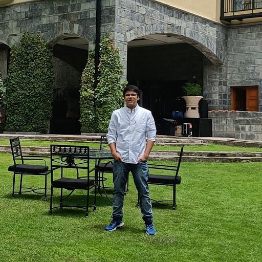 Dhruv Tewari