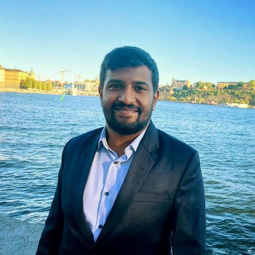Arvind Satish's avatar