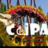 Coaster Du Parc Astérix