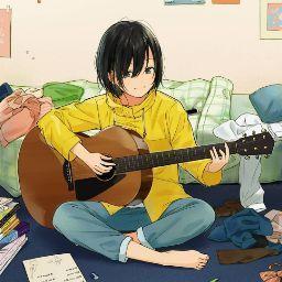 Gitarist kun picture