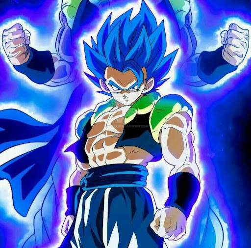 SSuperior Goku