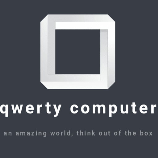 Qwerty computer