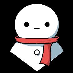 雪人snow man