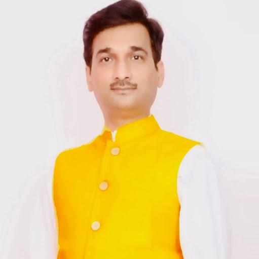 Poet Harish Yadav