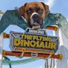 Bruno the Flying Dinosaur