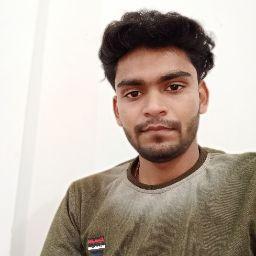 Poet Bhupendra Nishad