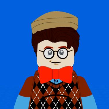 Joaquín Hurtado (A LEGO MASTERBUILDER)