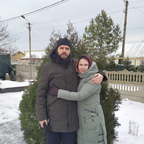 Vinitskyi Eugenia and John