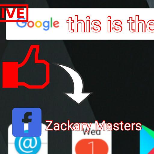 Zachary Masters