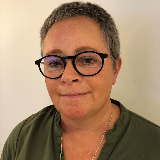 Bild på författaren, Caroline Ulvsand