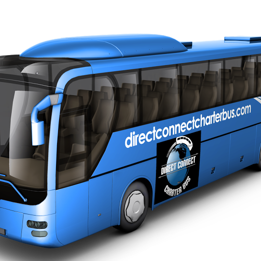 Direct Connect Charter Bus -