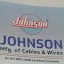 JOHNSON CABLES