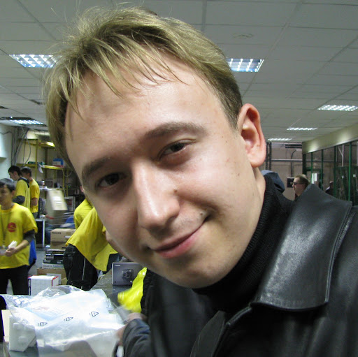 Евгений Манылов