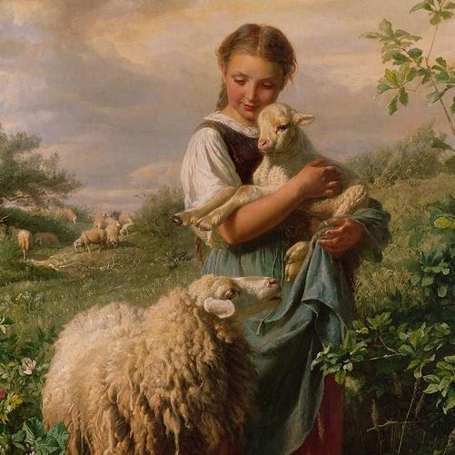 The Green Shepherdess