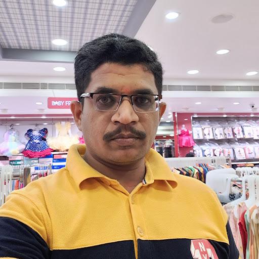 Purna Kumar Puppala