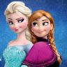 Frozen anime Elsa