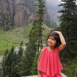 Little angel Ameya