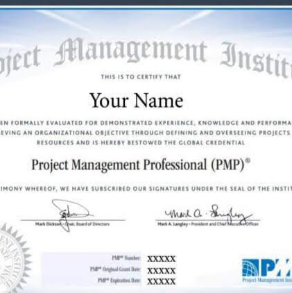pmp-pmi certification