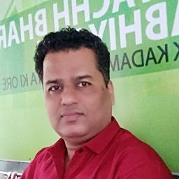 Mahesh Bhalinge