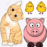 User image: Pig Chicken and Cat