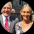 Jill and Bernie Kanavage